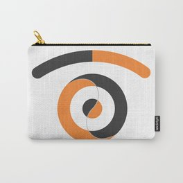yin yang eye Carry-All Pouch