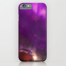 the pink and violet iPhone 6s Slim Case