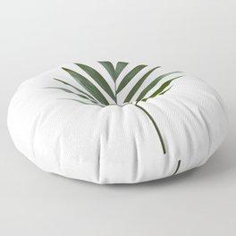 Plant Leaves Floor Pillow