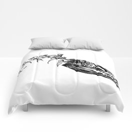 Jurassic Bloom - The Clever Girl Comforters