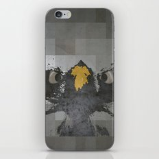 angry eagle iPhone & iPod Skin