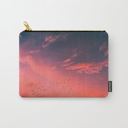 Heartbreak Sunset Carry-All Pouch