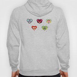 Space Froggos Love You! Hoody