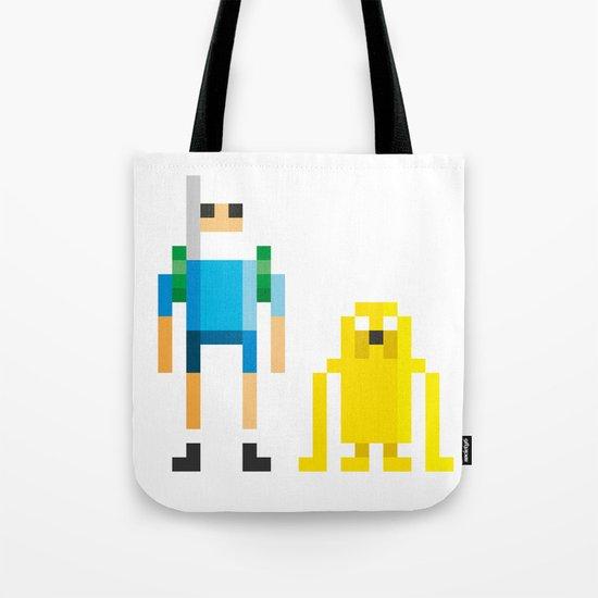 Finn & Jake Tote Bag