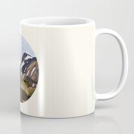 Melting Snow Mountain Coffee Mug