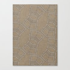 Patternitty  Canvas Print