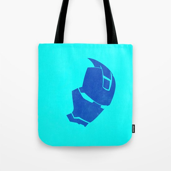 Down But Not Out Tote Bag