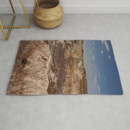 Colors Of The Painted Desert Rug