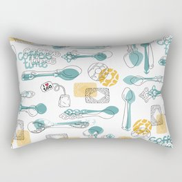 Teaspoon Rectangular Pillow