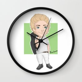 Golf Niall Wall Clock