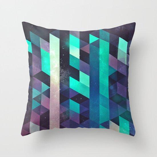 cryxxstyllz Throw Pillow