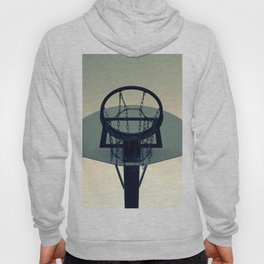 Basketball Sunset Hoody