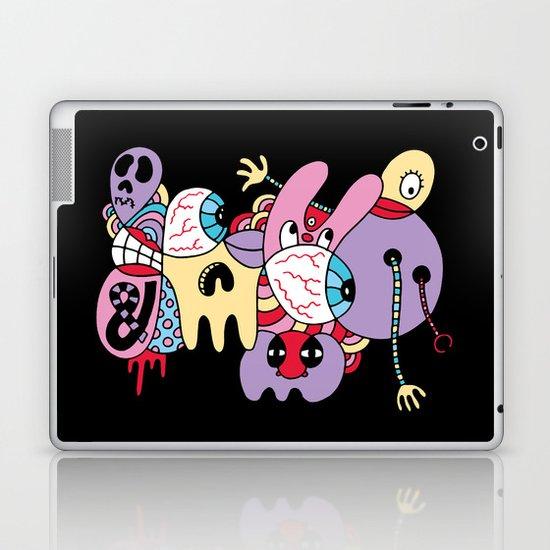 & What? Laptop & iPad Skin