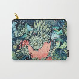 Cosmic Egg Carry-All Pouch
