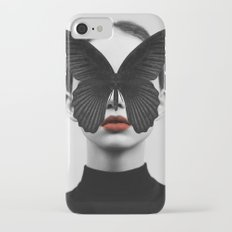 BLACK BUTTERFLY iPhone 7 Slim Case