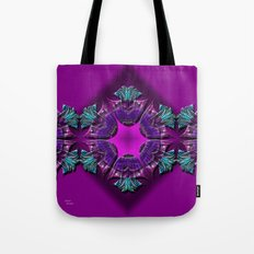Abstract X Seven Tote Bag