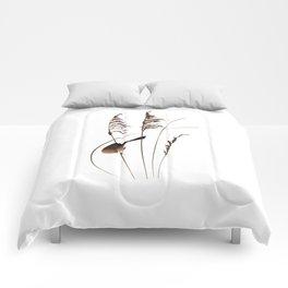 Sea Oats Comforters