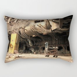 old industry Rectangular Pillow