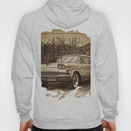 Ford Fairlane Vintage Automobile Hoody