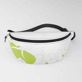Blowing Leaves Fanny Pack
