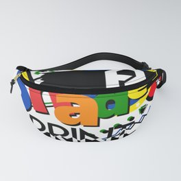 PLAY:Shadeprint Fanny Pack