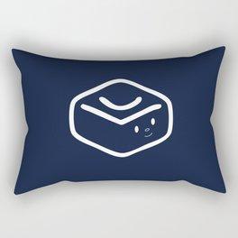 One Tofu Rectangular Pillow
