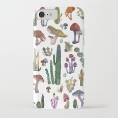 Cactus and Mushrooms NEW!!! Slim Case iPhone 7