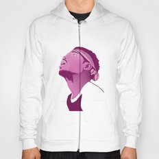 Chance The Rapper; Pink Hoody