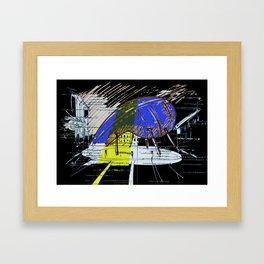 Archifantasy #4 Framed Art Print