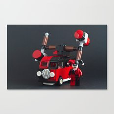 Quinn Camper Canvas Print