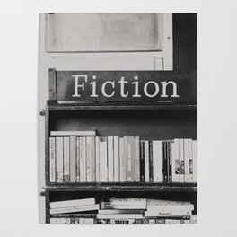 getting lost in a book store Poster