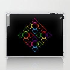 As (Black) Laptop & iPad Skin