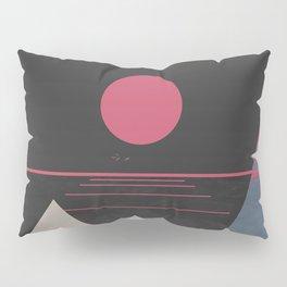Minimal Sunset 10 Pillow Sham