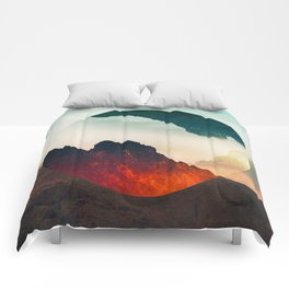 Second Sphere Comforters