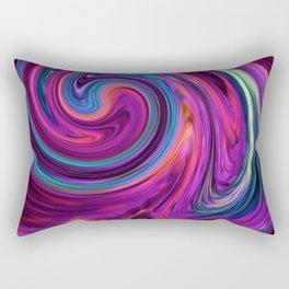 Swirls & Twirls Rectangular Pillow