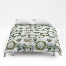 Farmhouse Botanicals Comforters