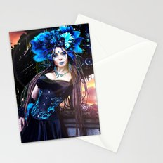 Stars Get in Your Eyes Stationery Cards