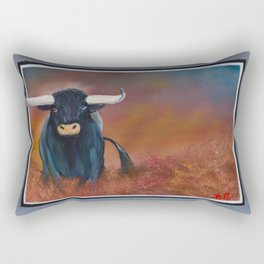 Big Horn Rectangular Pillow