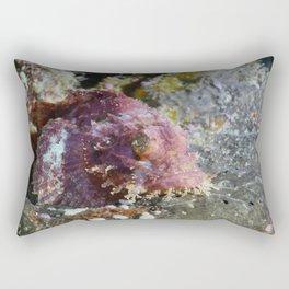 Decorative scorpionfish Rectangular Pillow