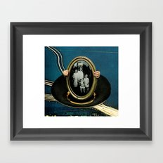 Unknown Framed Object Framed Art Print