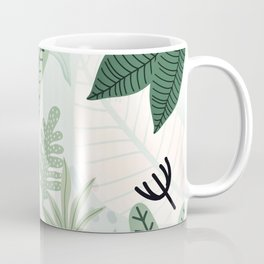 Into the jungle II Coffee Mug