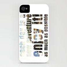 Adventure days Slim Case iPhone (4, 4s)