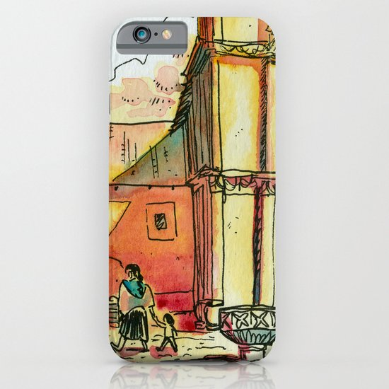 Templo San Francisco iPhone & iPod Case