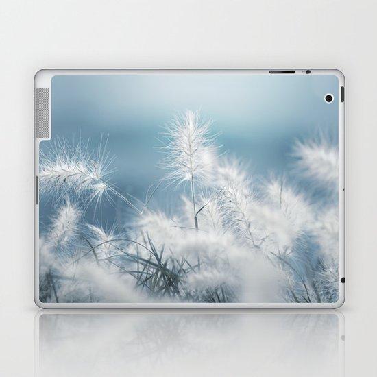 the art of a soft landing Laptop & iPad Skin