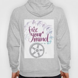 free your mind Hoody