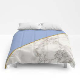 Serenity Marble Comforters
