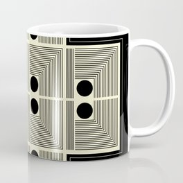 Vintage Indian Tantra/Mandala Pattern #2 Coffee Mug