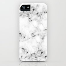 Real Marble iPhone (5, 5s) Slim Case