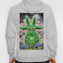 Rabbit Sage Hoody