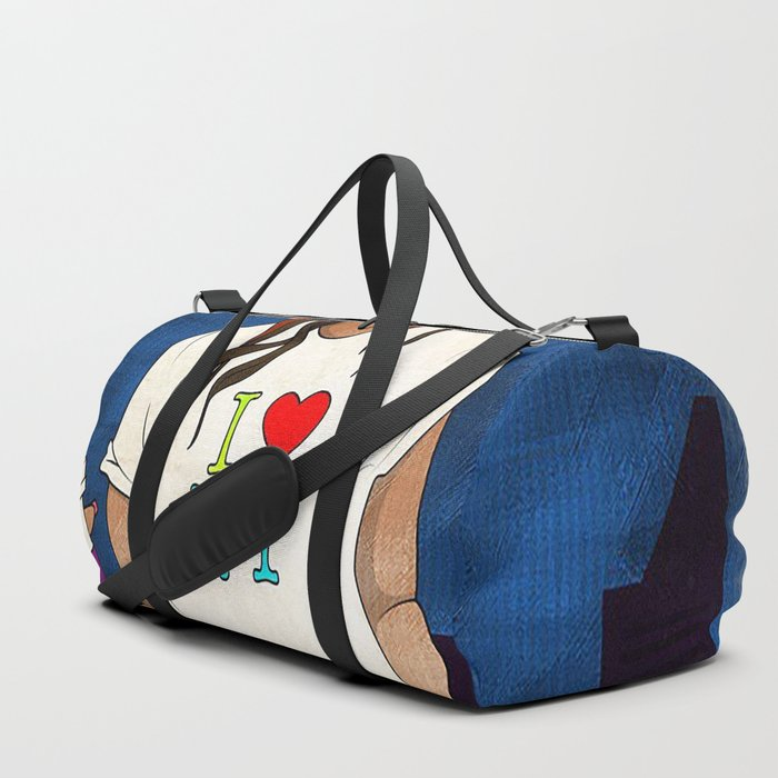 New York City Girl Duffle Bag